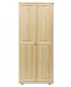 Dvoudveřová kombinovaná šatní skříň Eruven