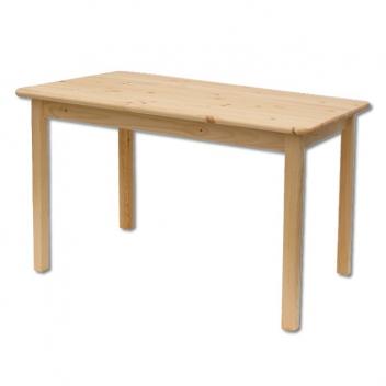 Elegantní dřevěný jídelní stůl Sauli