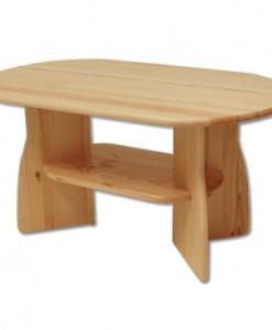 Oválný odkládací stolek Ermond