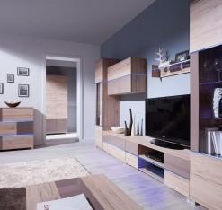 Elegantní obývací sestava Tesa 3
