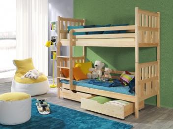 Patrová postel Katy
