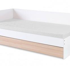 Dětská jednolůžková postel Saly s úložným prostorem na lůžkoviny