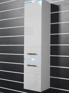 Koupelnová vysoká skříňka Elenia