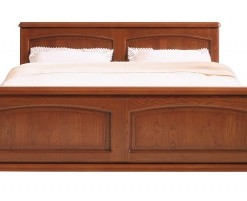 Dvoulůžková postel Komtesa - 160 x 200 cm