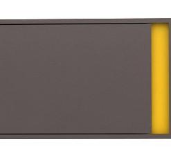 Závěsná skříňka Fresco 1 - levá