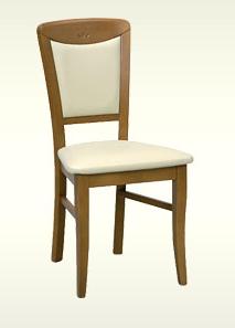 Polstrovaná jídelní židle Dartigo