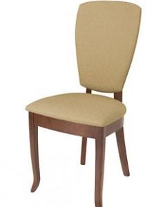 Polstrovaná jídelní židle Celie
