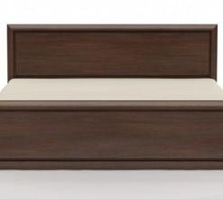 Dvojlůžková postel Solid 160 x 200 cm