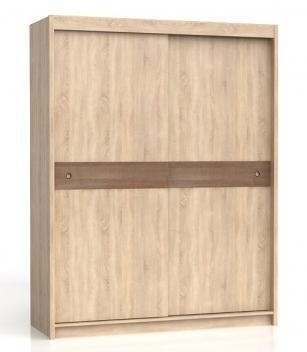 Šatní skříň s posuvnými dveřmi Arbaro