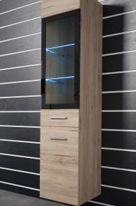 Koupelnová vysoká skříňka Kirsty 1