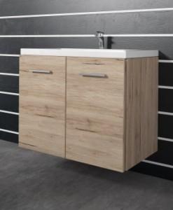 Koupelnová skříňka pod umyvadlo Kirsty 3