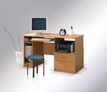 PC stůl Marek se šuplíky