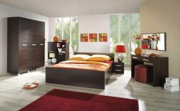 Moderní nábytek do ložnice Mauricius 1