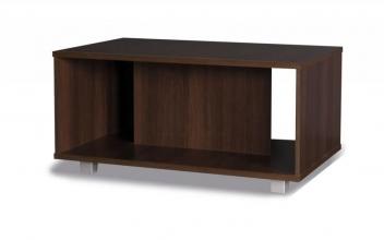 Designový konferenční stolek Mauricius 1 se spodní policí