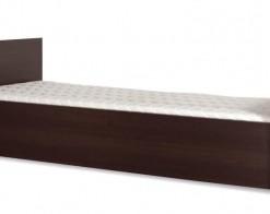 Jednolůžková postel Mauricius ve dvou barvách