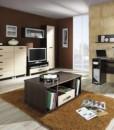 Moderní obývací sestava s PC stolem Mauricius 4
