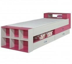 Dětská postel s úložným prostorem Adéla 2