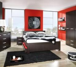 Ložnice – ložnicová sestava Vanesa