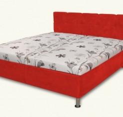 Manželská čalouněná postel Justýna