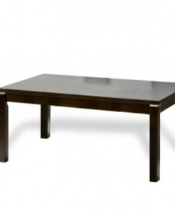 Rozkládací jídelní stůl z masivu Lambert