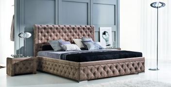 Manželská postel Remus A