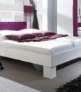 Moderní manželská postel s nočními stolky Veria bl