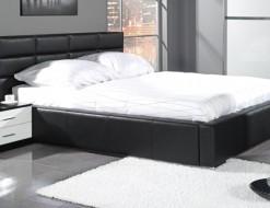 Čalouněná manželská postel Palermo
