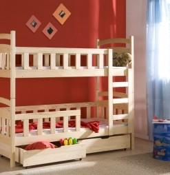 Patrová postel Aneta