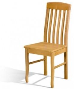 Jídelní židle Alice z masivu olše