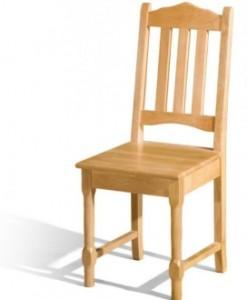 Jídelní židle Lenka z masivu olše