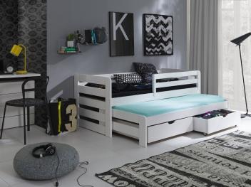 Dětská postel s přistýlkou Vernola