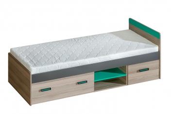 Jednolůžková postel Persida 1