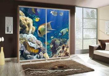 Mořská šatní skříň Penelopa 23