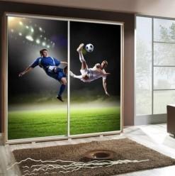 Fotbalová šatní skříň Penelopa 33